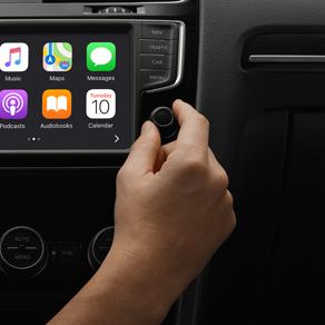 CarPlay Botones y Controles