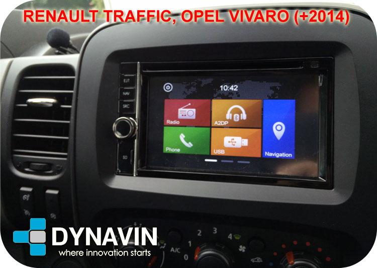 dynavin n7 renault traffic y opel vivaro 2014