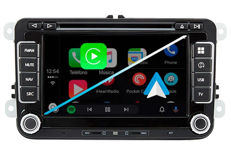 Dynavin N7X PRO con Carplay y Android Auto de Serie