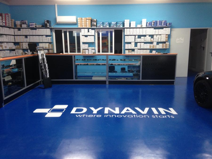 Dynavin España Local
