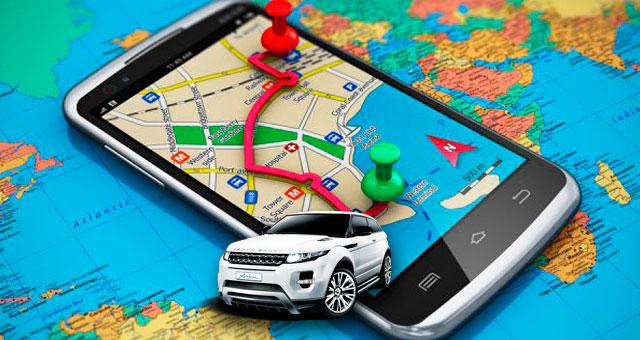 Localizador GPS coche Antirobo