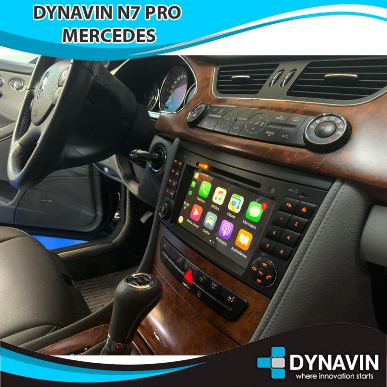 Dynavin N7 Mercedes N7-MBE-PRO