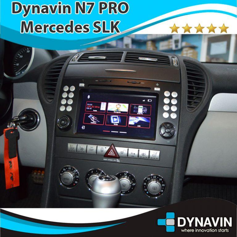 Mercedes SLK Dynavin N7 PRO