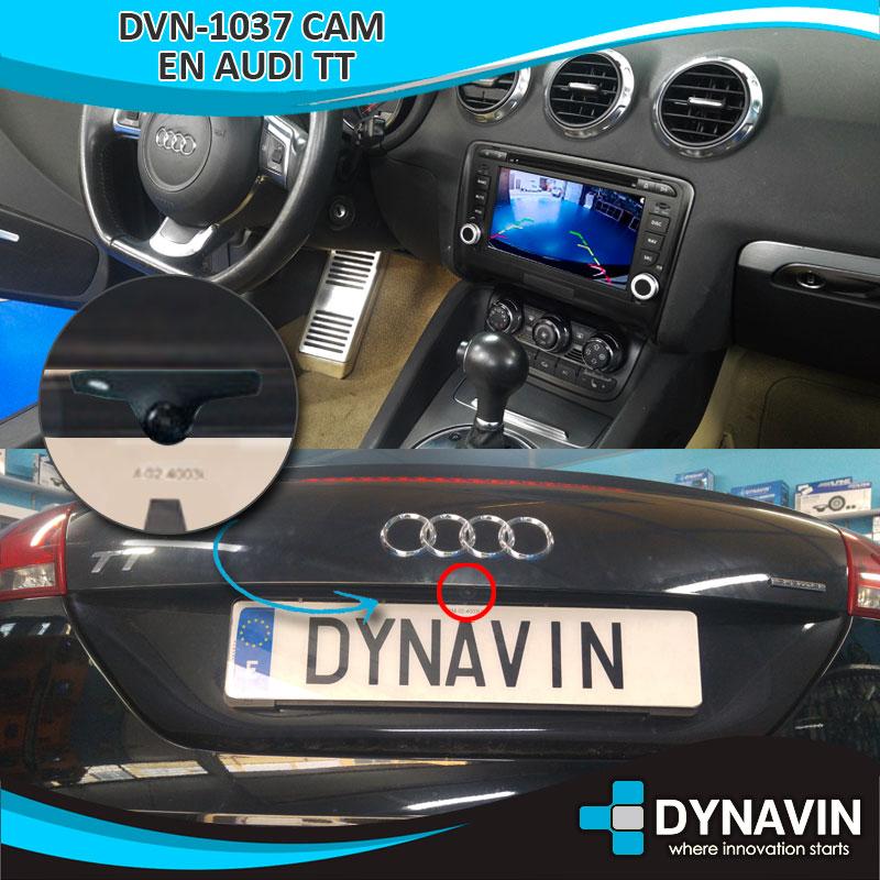 DVN-1037 Cámara Audi