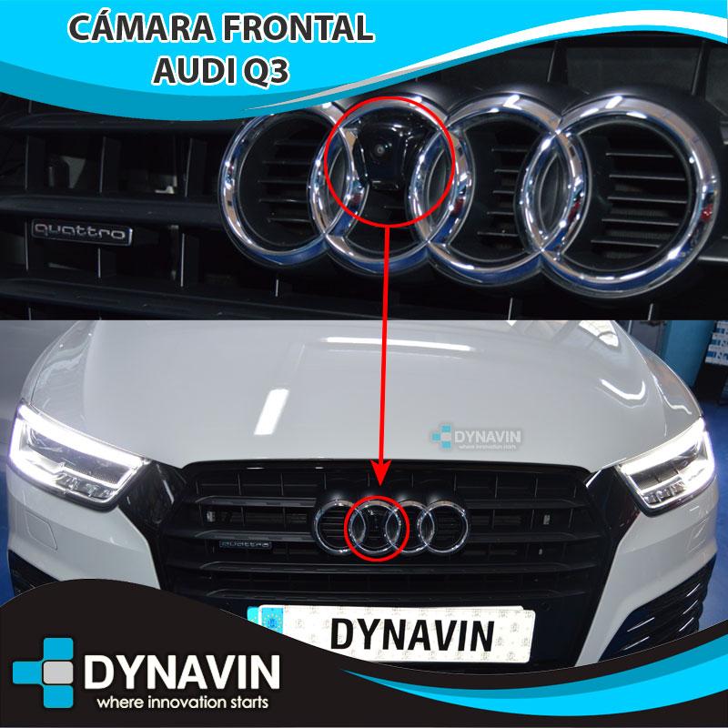 camara-frontal-audi-q3-instalacion-madrid-dynavin