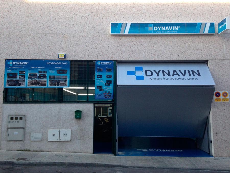 Local Dynavin España