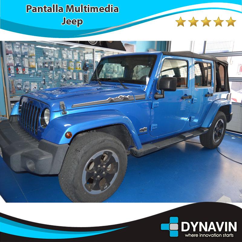 Jeep Dynavin Espana