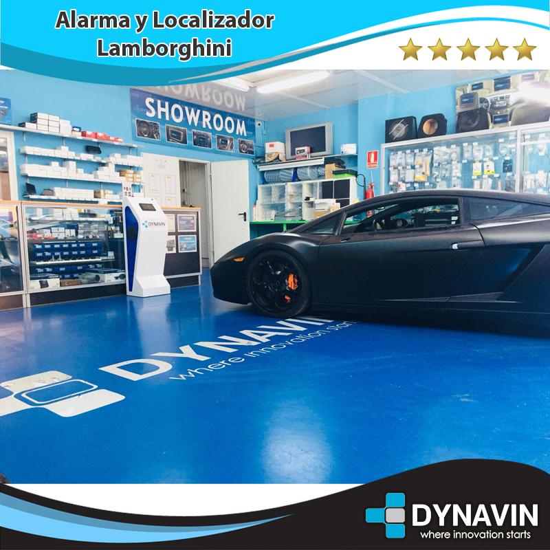 Alarma Localizador Lamborghini