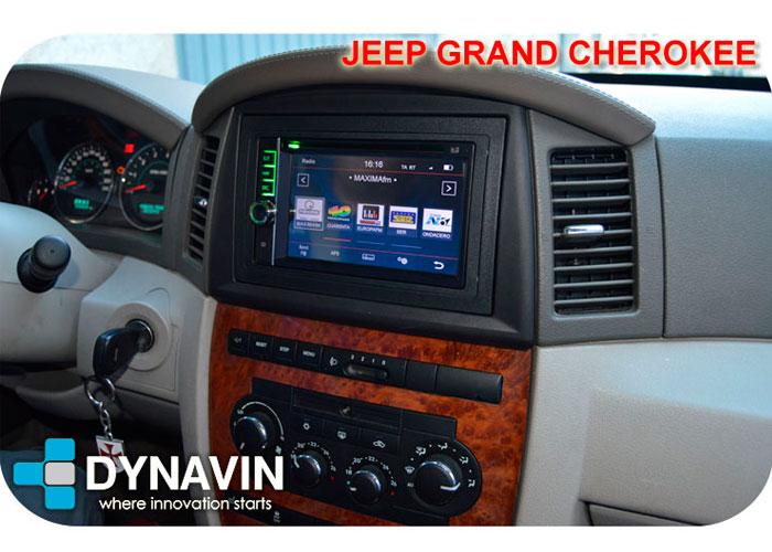 Dynavin N7 Jeep Grand Cherokee