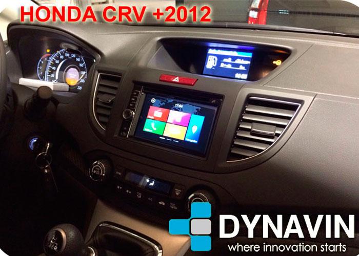 Dynavin N7 Honda CRV 2012
