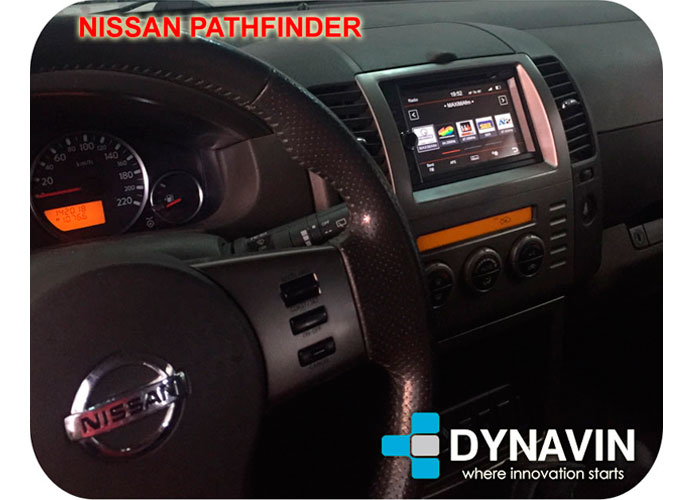 Dynavin N7 Nissan Pathfinder