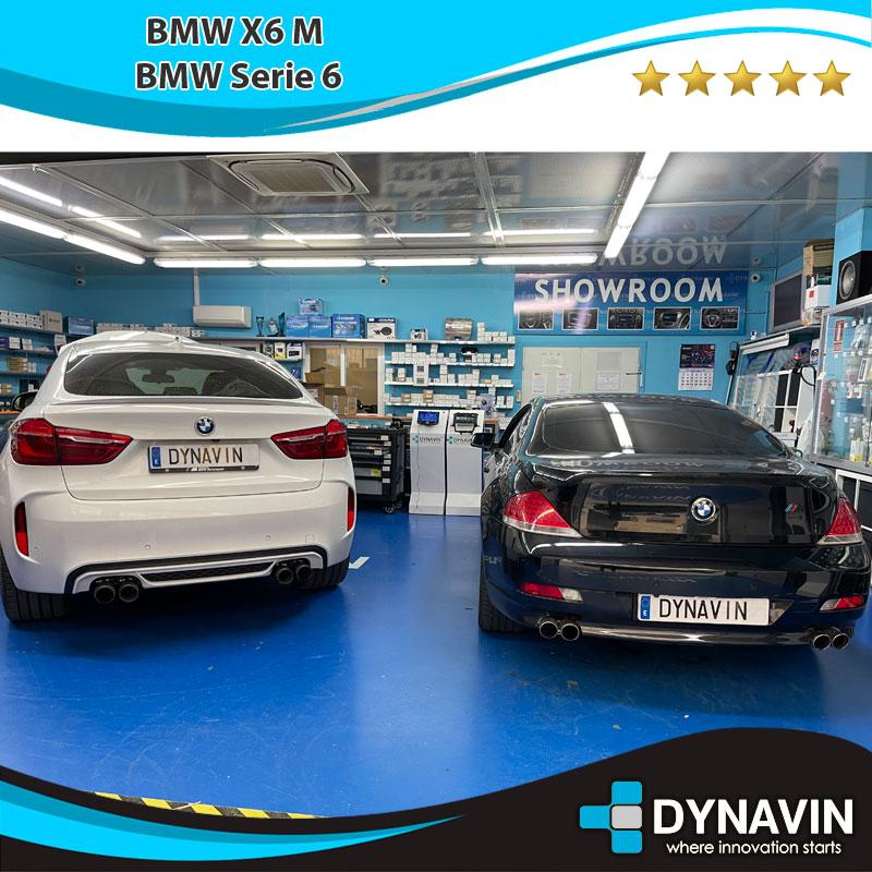 BMW X6 M y Serie 6